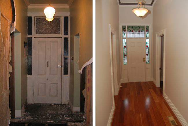 Restoring An Old House Before And After Photos